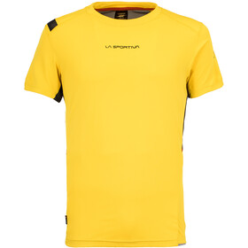 La Sportiva Blitz Running T-shirt Men yellow